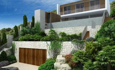 Land for real estate investments in Altea hills, Alicante