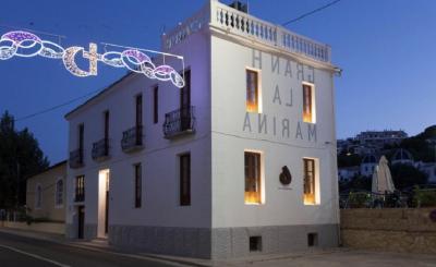 Продаетя Новый бутик-Отель 3* в Альтее, побережье Коста Бланка, Испания