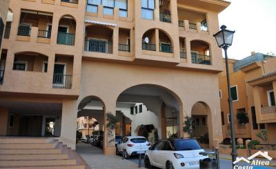 Spacious and bright apartment in Altea, Alicante